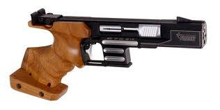 competition pistol